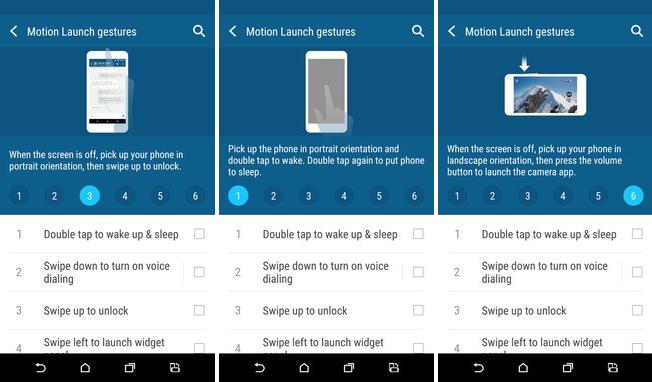HTC uvolnilo do Obchodu Play vlastní Motion Launch