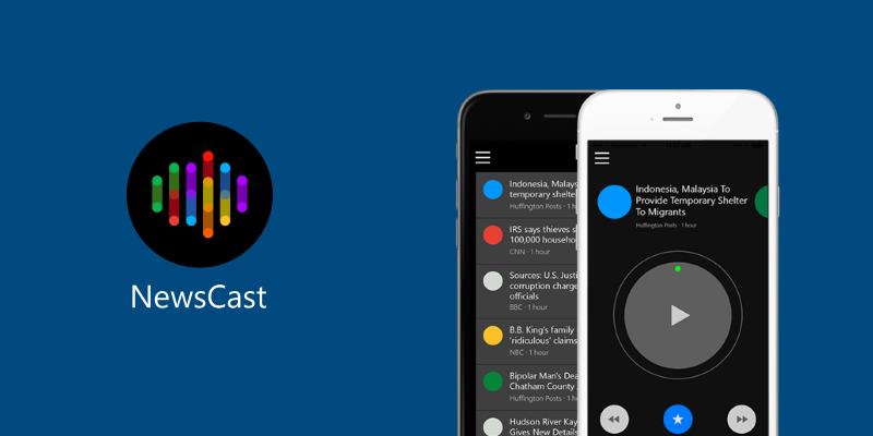 Microsoft NewsCast – proč články číst, když si je můžete poslechnout?