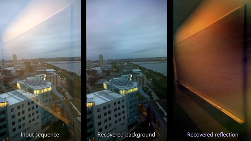 Google a MIT – algoritmus na odstranění odrazů z fotografií