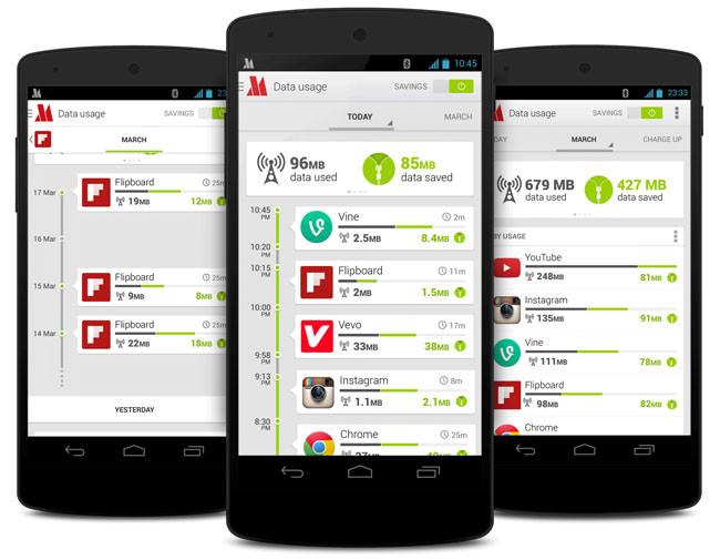 Opera Max si klade za cíl snížit spotřebu dat u YouTube a Netflix