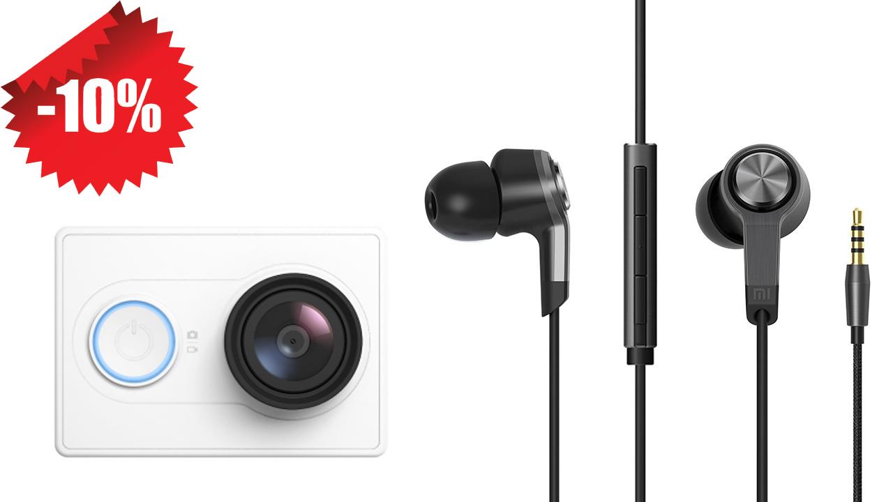 Exkluzivní sleva 10 % na produkty Xiaomi