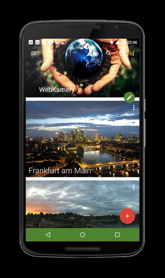Prohlížeč WebKamer – vylepšené prostředí, správa kategorií a spousta dalších novinek