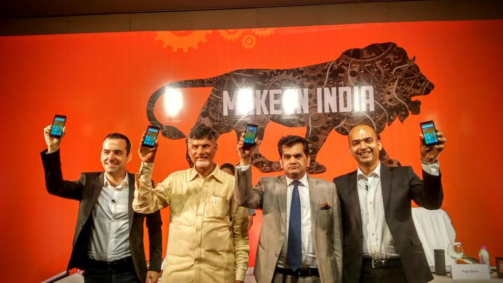 Redmi 2 Prime – První telefon Xiaomi vyráběný v Indii