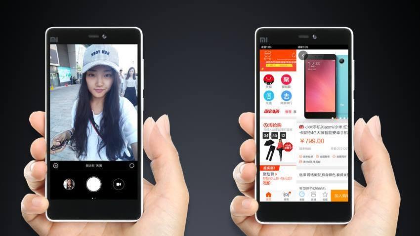 Xiaomi představilo Mi 4c