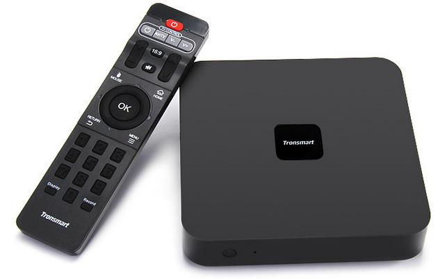 Tronsmart Pavo M9 – androidí TV Box pro vaši televizi [minirecenze]