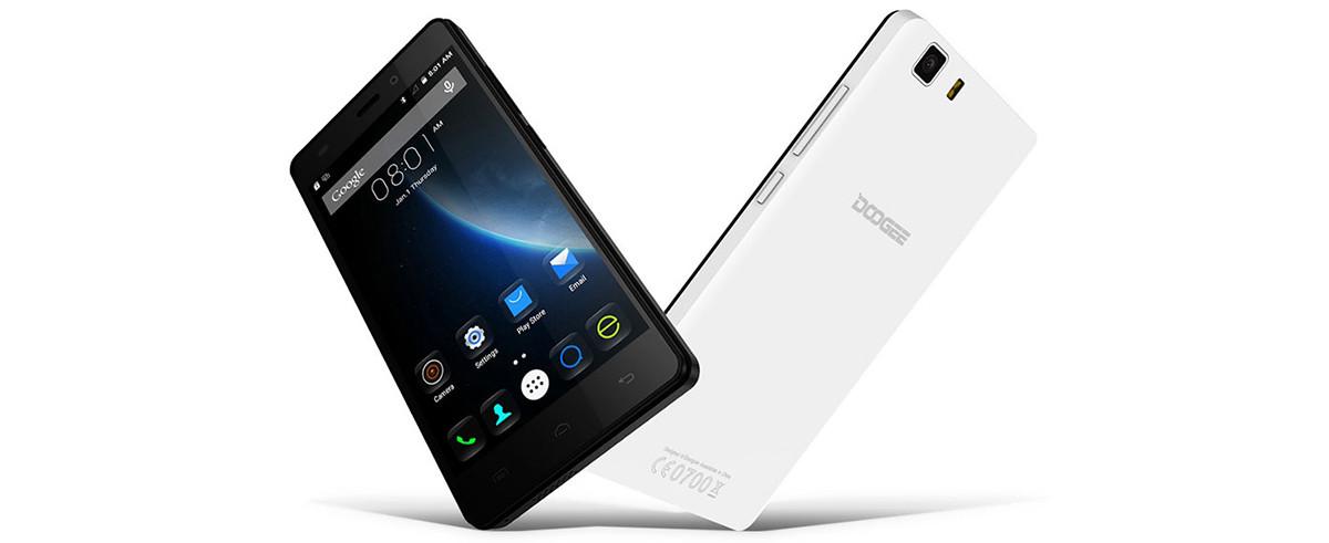 DOOGEE X5 Pro – Android 5.1, LTE a dual SIM [sponzorovaný článek]