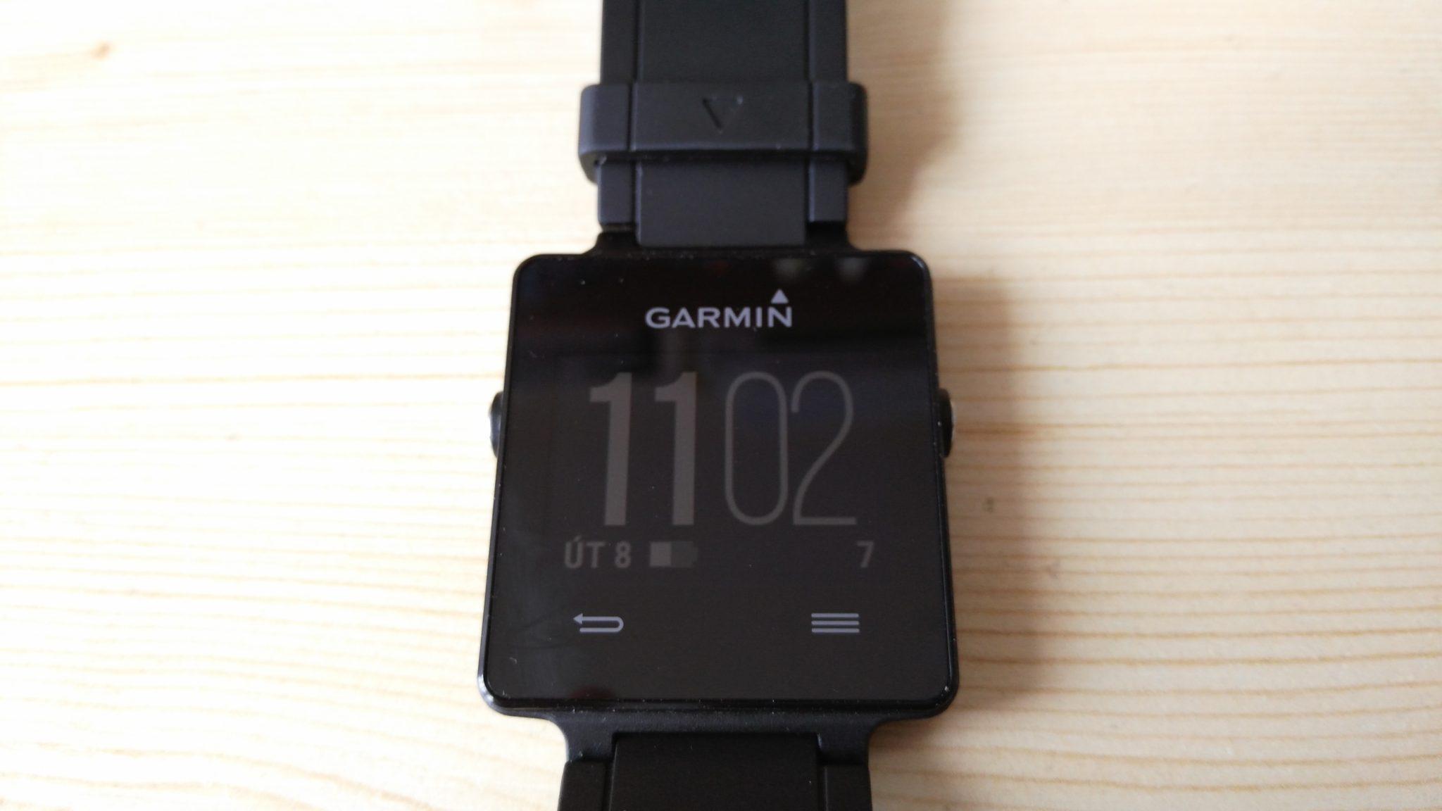 Garmin VívoActive – sportovní hodinky s chytrými funkcemi [minirecenze #2]