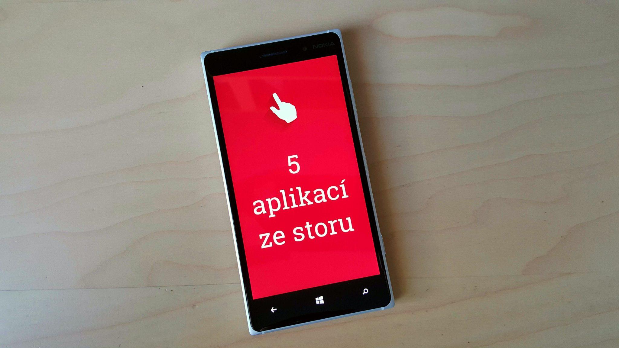 5 aplikací ze storu – upravujeme fotografie na Windows Phone