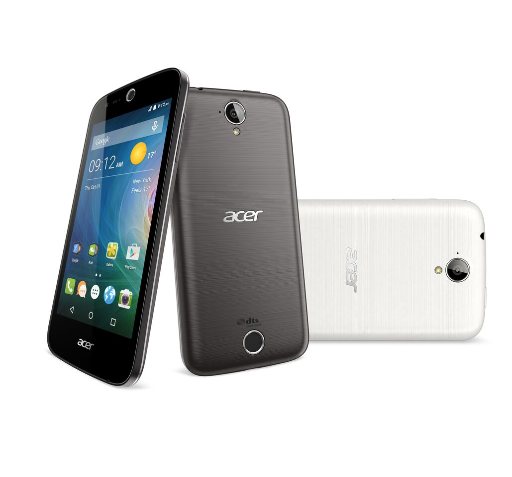 Acer uvedl smartphony s Windows 10 Mobile i s Androidem