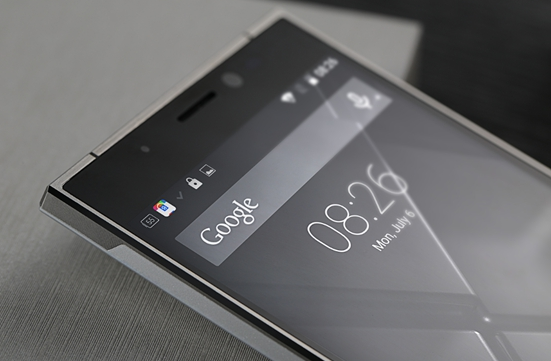 Doogee F5 nemá již kopírovat iPhone