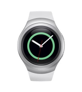 Gear S2 sport white front