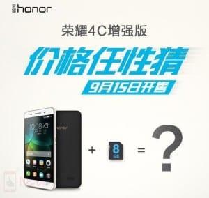 Honor 4C Plus