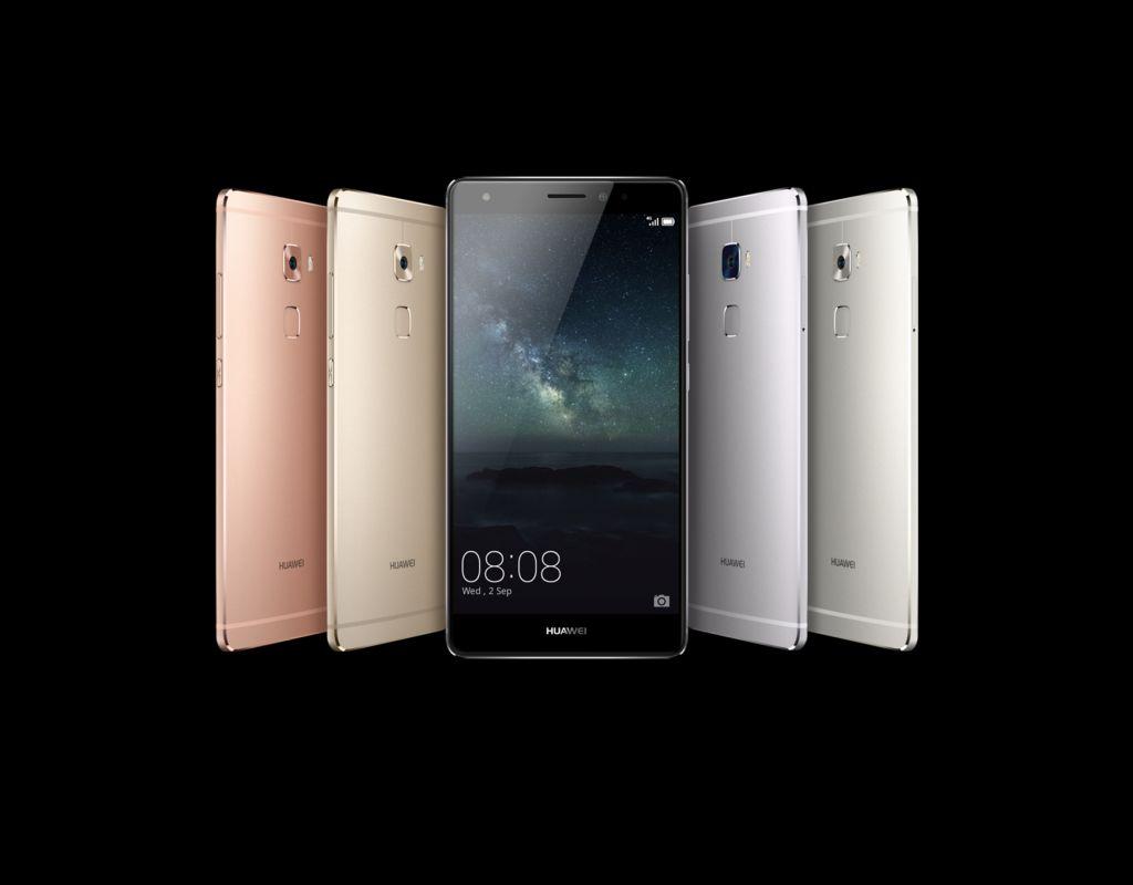 Huawei Mate S – novinka se k nám dostane v listopadu