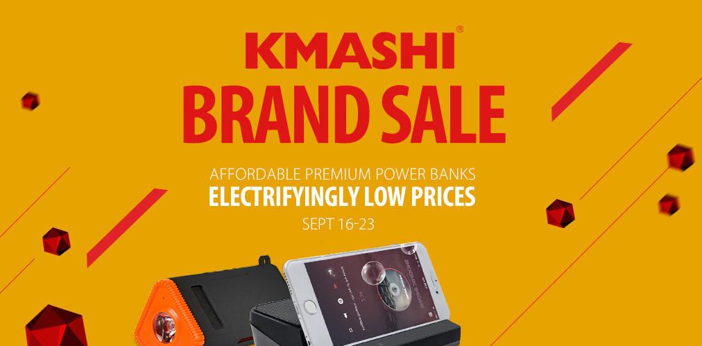 Kmashi externí baterie v extrémní slevě [sponzorovaný článek]