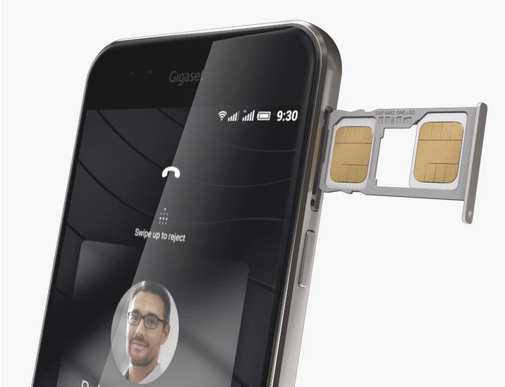 New-line-of-Gigaset-ME-smartphones-are-unveiled-in-Berlin