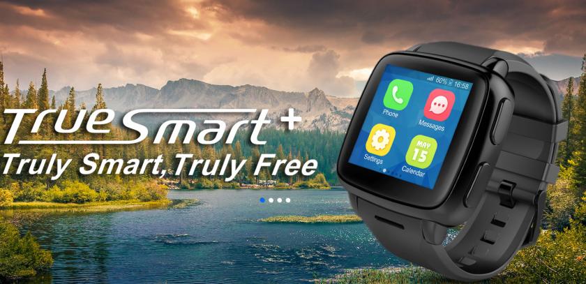 Omate ukázal nové hodinky TrueSmart+ a TrueSmart-i