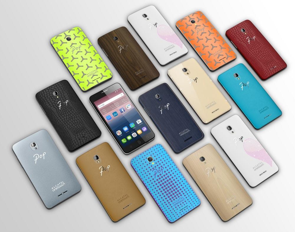 Alcatel předvedl nové telefony, tablet a hodinky