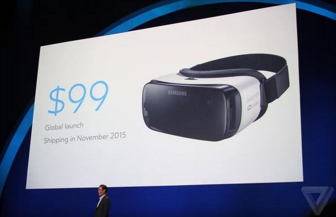 Samsung Gear VR – verze pro masy zláká cenou [aktualizováno]