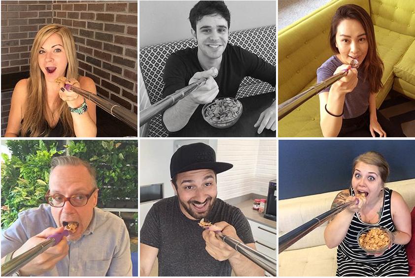 [Zajímavost] Selfie lžička aneb když se to přežene s marketingem