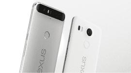 Google představil Nexus 5X a Nexus 6P