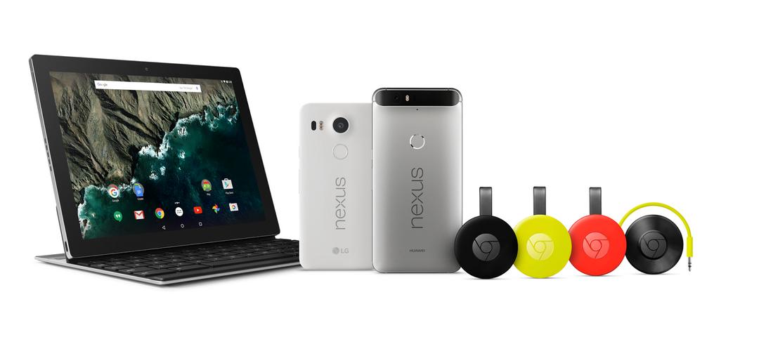 To nej z uplynulého týdne #40 – nové Nexusy, Pixel C, LG Watch Urbane a V10