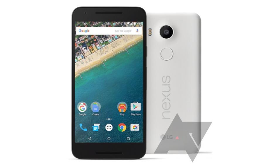 Nexus 5X a Nexus 6P – unikají tiskové rendery [aktualizováno]