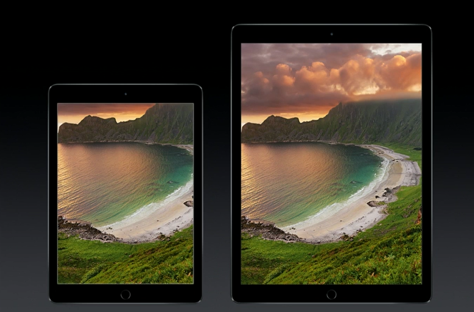 Nové iPady – iPad Pro a iPad mini 4