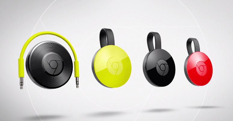 Google uvedl Chromecast 2 a Chromecast Audio