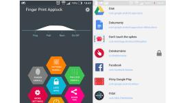 Finger Print Applock – zabezpečení aplikací pomocí otisku prstu