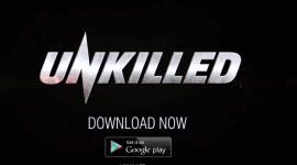 MADFINGER vydal zbrusu novou akční hru UNKILLED