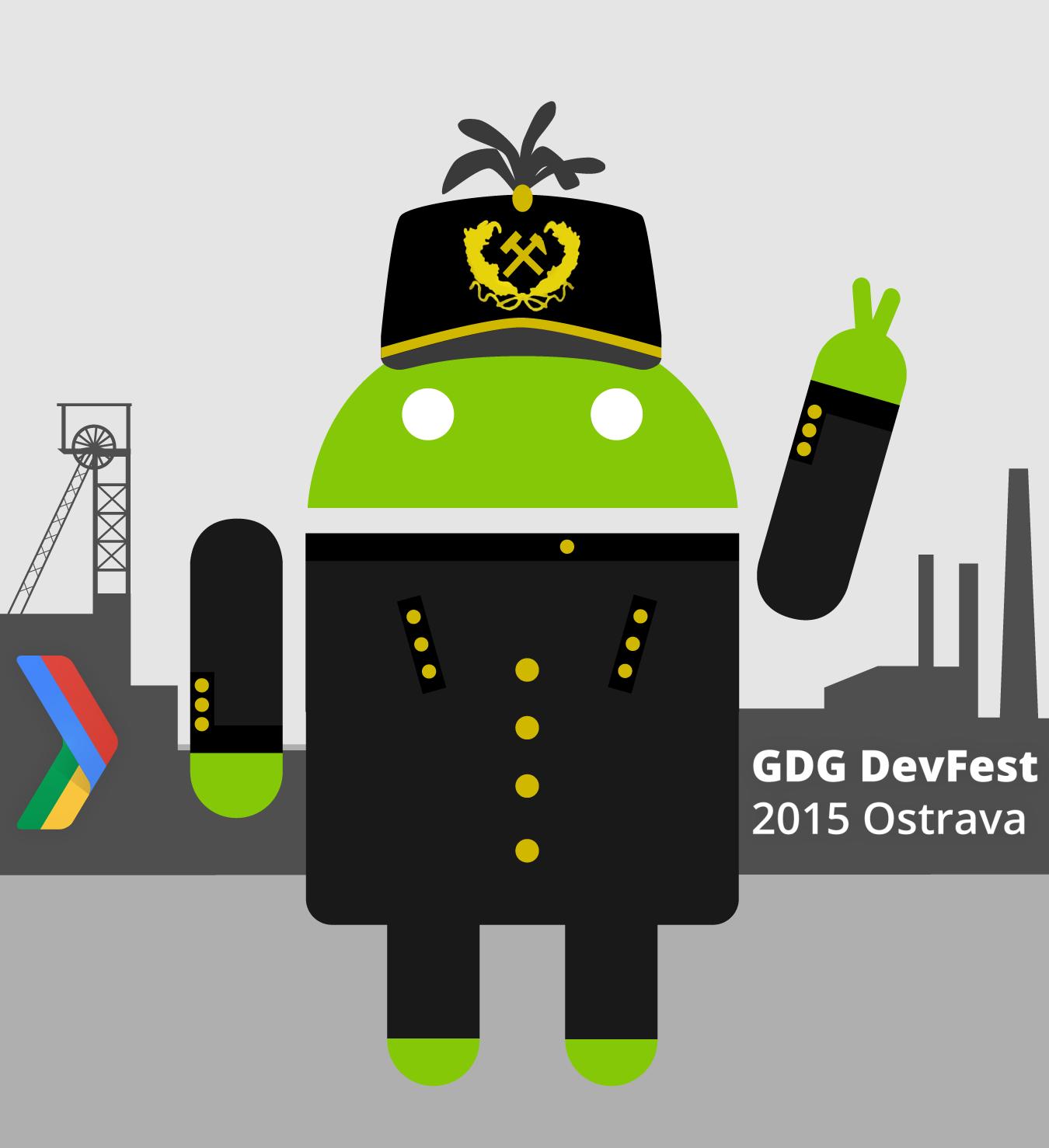 DevFest 2015 – největší vývojářský festival v ČR míří do Ostravy