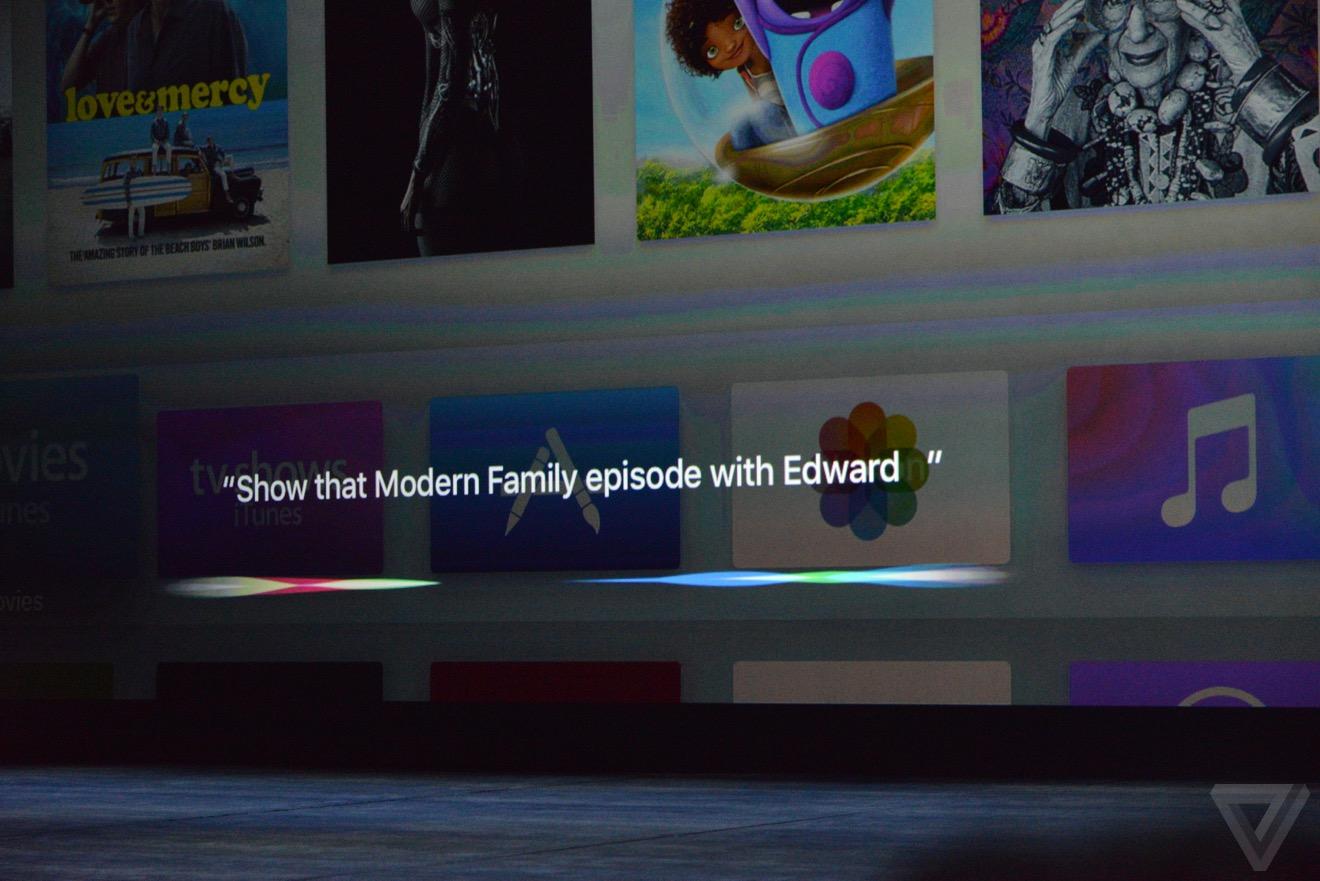 Apple TV – nový systém v čele se Siri