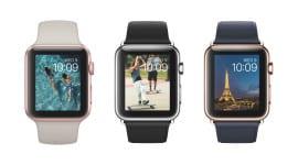 Apple Watch v nových barvách a s novými pásky