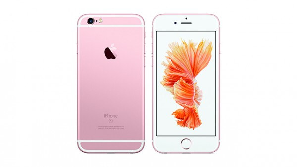 iPhone 5SE přijde na scénu i v růžové