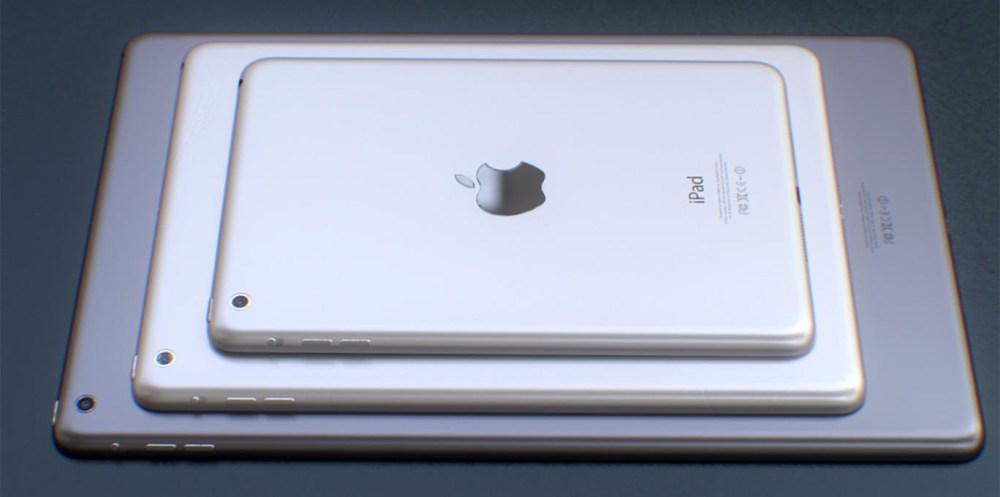 Příští čtvrtletí mají být představeny tři iPady