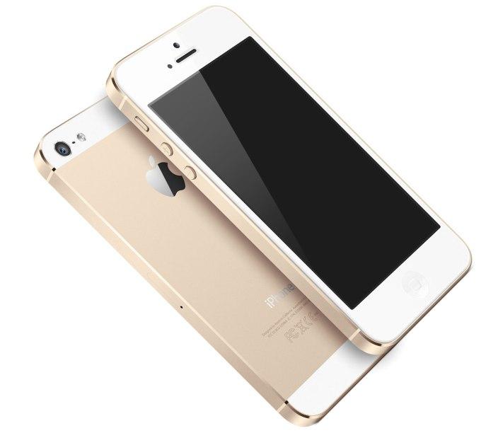 iPhone 5S bude mít čtečku otisku prstů