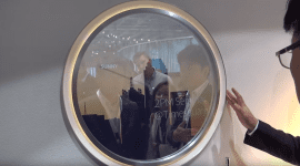 Samsung ukázal na IFA chytré zrcadlo [video]