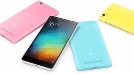XIAOMI Mi4C – USB typu C, Snapdragon 808 a Android 5.1 [sponzorovaný článek]