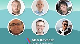 DevFest 2015 aneb na koho se můžete těšit #1