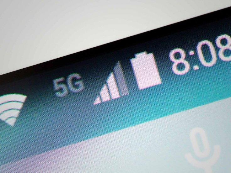3,6 Gbps dosaženo v 5G síti při testování