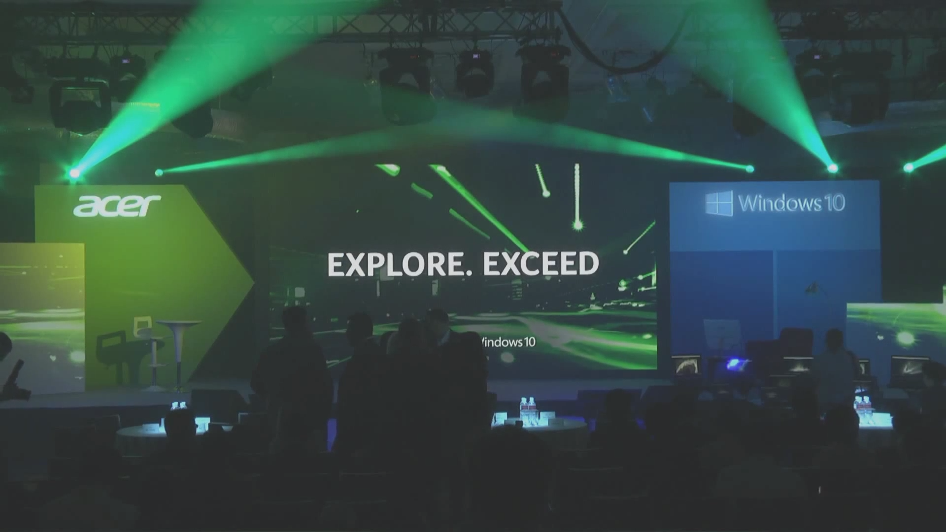 Své novinky s Windows 10 ukázal také Acer