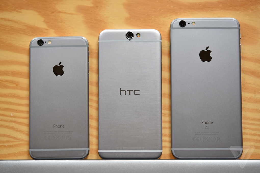Apple okopíroval náš design, tvrdí HTC