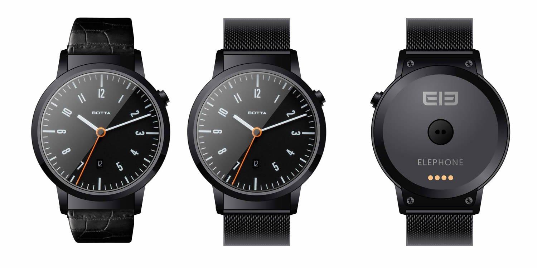 Android Wear hodinky za 115 dolarů v přípravě