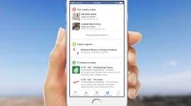 Facebook mění Notifikační centrum v aplikaci