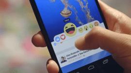 """Facebook rozšiřuje tlačítko """"To se mi líbí"""" o další reakce [aktualizováno]"""