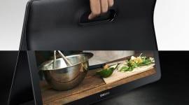 Samsung Galaxy View – přenosný tablet s úhlopříčkou 18,4 palce