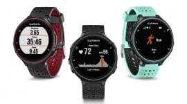 Garmin má trio nových hodinek