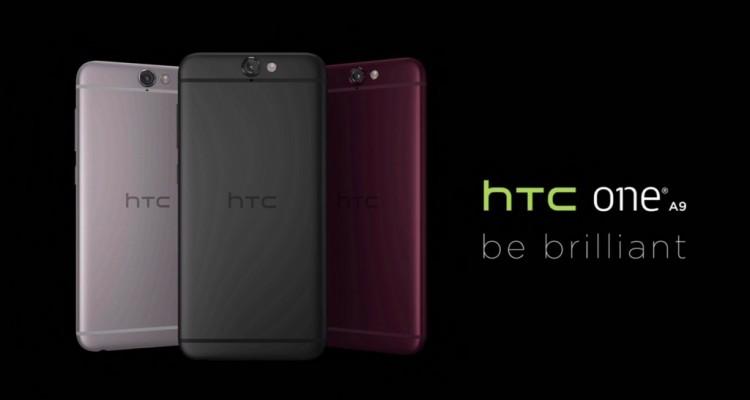 HTC One A9 dostává aktualizaci na Android 6.0.1 Marshmallow