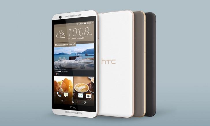 HTC One E9s – slabší verze modelu E9