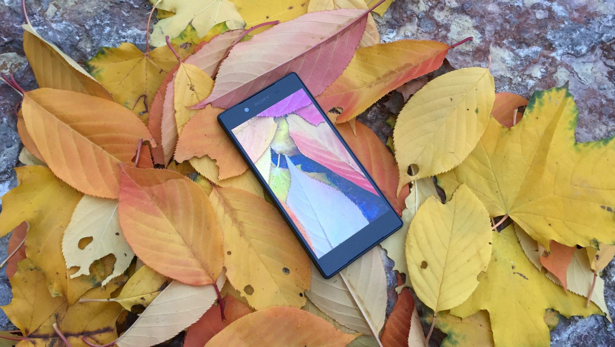 Ochutnávky #9 – Sony Xperia Z5